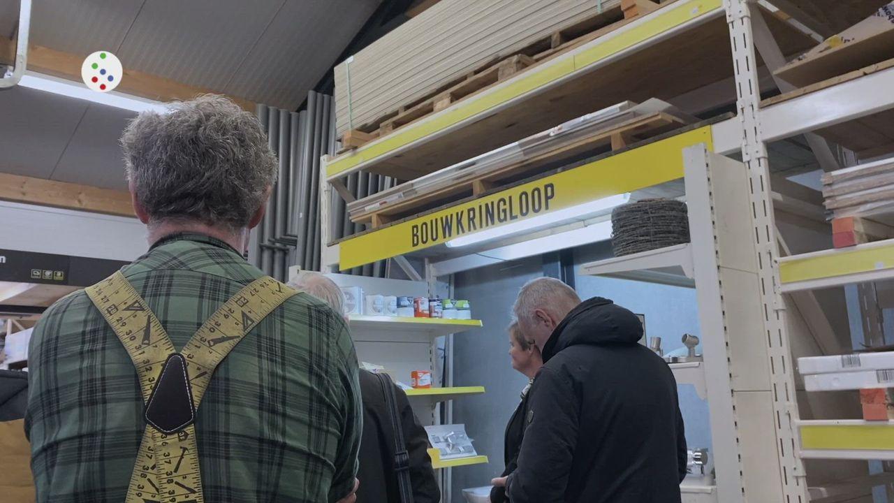 Oog op De Bilt - Opening recyclingpunt voor bouwmaterialen