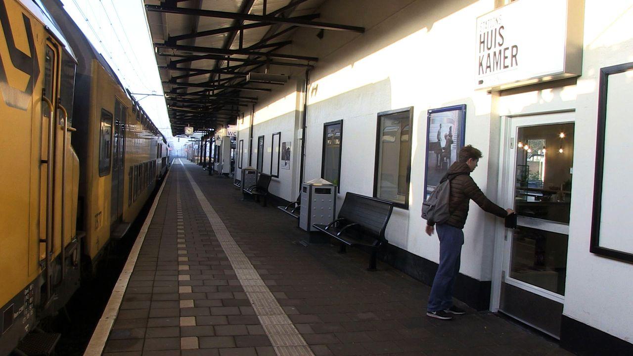 Fors minder reizigers op regionale stations