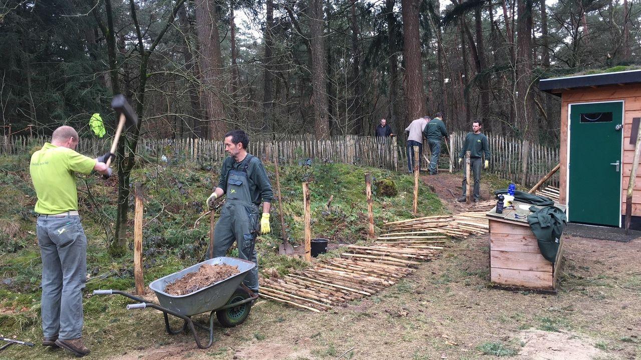 Meer vrijwilligers met minder uren voor Landschap